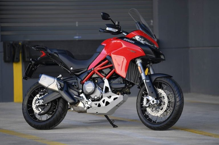 A Glance At The Beast Before You Get Your Hands On – Ducati Multistrada 950 S