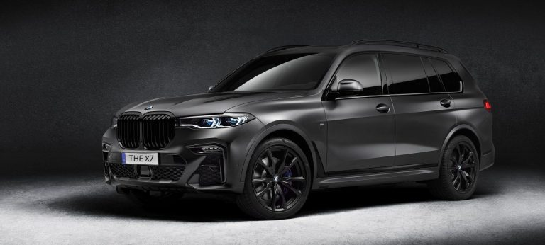 7 Facts to Know About BMW X7 Dark Shadow